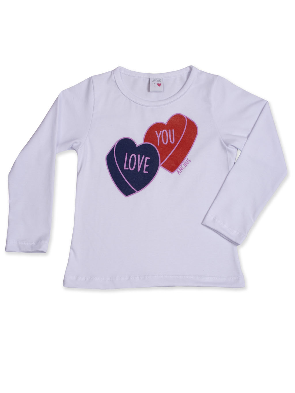 Remera ml Candy Love you
