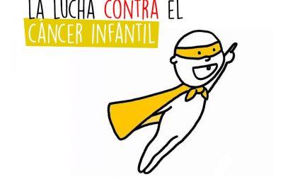 Día internacional de la lucha contra el Cancer Infantil